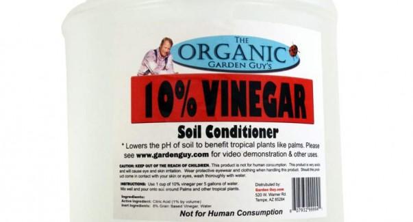 10% Vinegar