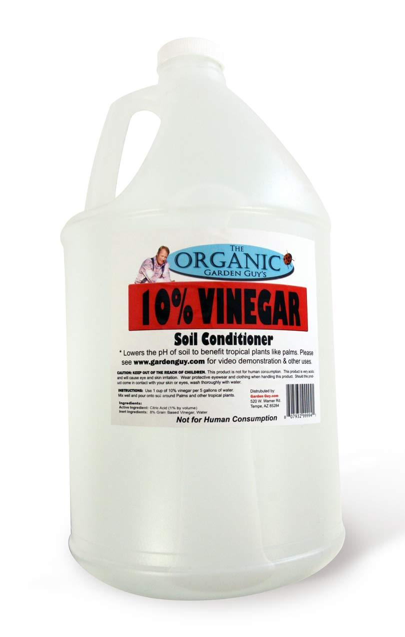 10 vinegar for Vinegar in the garden
